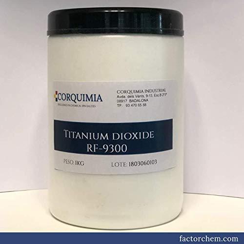 DIÓXIDO DE TITANIO/BIÓXIDO DE TITANIO SULFATO 9300 (1KG)
