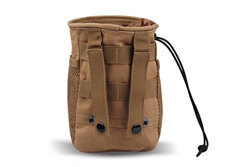 Military Dump Drop Reloader Pouch Bag w/ Mesh