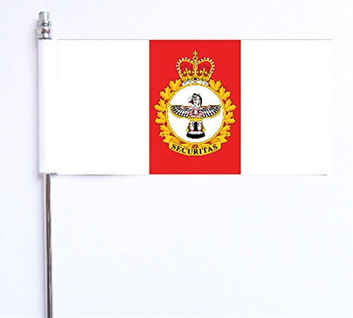 Canada Canadian Forces Military Police Ultimate Table Desk Flag