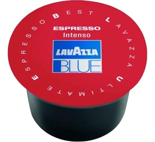 Lavazza Blue Espresso Intenso Kapseln, kompatibel mit Lavazza Blue Maschinen, 100 Stück