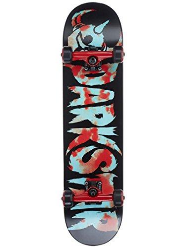 Darkstar Ultimate Premium Skateboard für Erwachsene, Rot