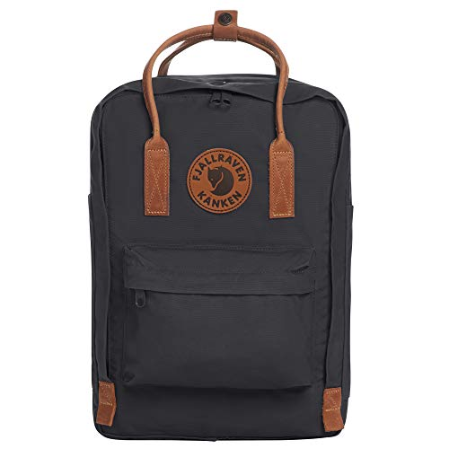 FJALLRAVEN Kånken No. 2 Laptop 15 Mochilas, Unisex Adulto, Super Grey, Talla Única