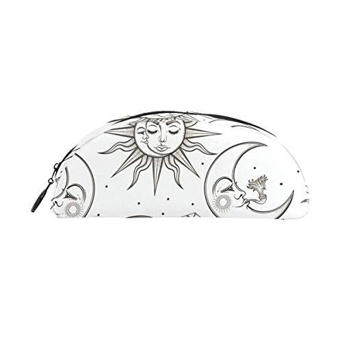 Montoj Trousse de maquillage Motif soleil et lune