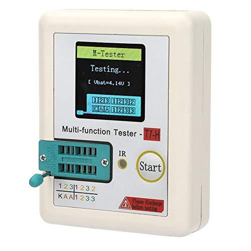 Probador gráfico Tft, Probador de transistores de calibración automática de durabilidad resistente al desgaste, Autoprueba firme para equipos de servicio pesado