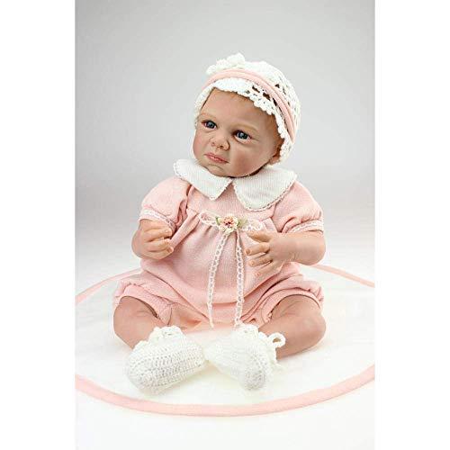 Reborn Baby Dolls Memory Aids Reborn Doll Soft Tape Körper Realistische Simulation Rebirth Baby Doll 20
