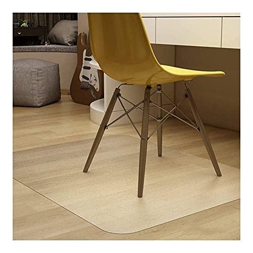 n.g. Family Life Equipment Hartboden Stuhlmatten Tischschutz rutschfest Kratzfest Haushalt Transparente Schutzauflage Fliesenmatte 3 Stärken (Farbe : 1,5 mm Größe : 70x130cm)