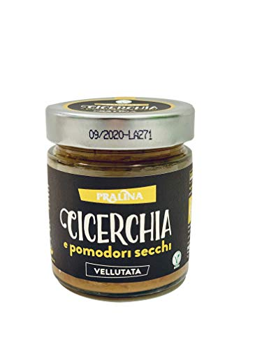 Pralina Vellutata, di Cicerchia e Pomodori Secchi, 195g