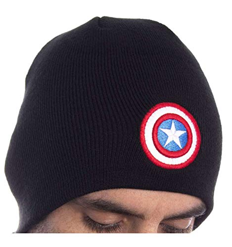 Bonnet Captain America Marvel - Captain America Logo