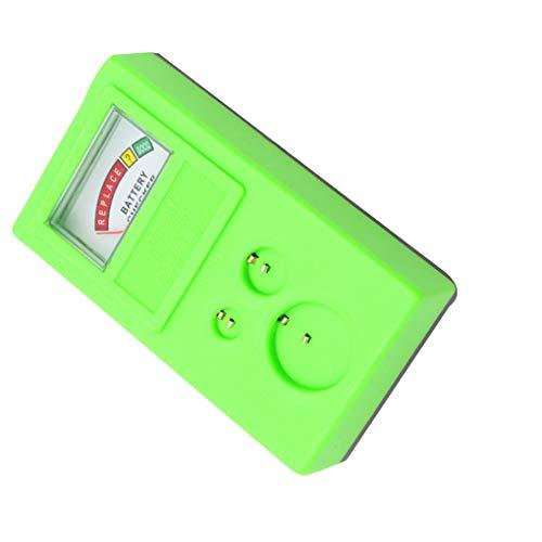 beIilan 1.55V 3V Knopfzelle Checker Uhr Werkzeuge Uhrbatterien Mess Tester Reparieren
