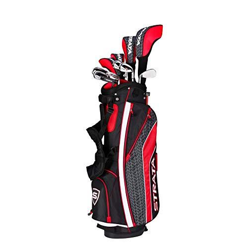 Callaway Golf Men's Strata Tour Complete Golf Set (16-Piece, Right Hand, Regular Flex)