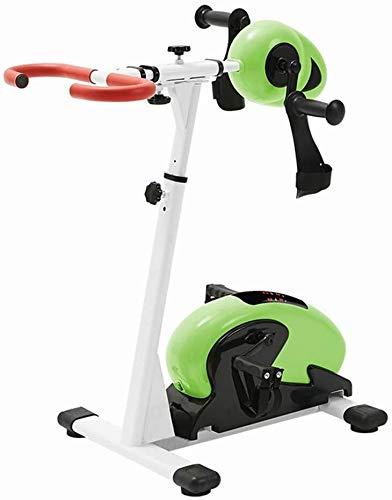 Yxs Vélo électrique Pliable Foyer for Personnes âgées supérieure et inférieure Limbs Entraîneur de pédale, Handicap handicapés et Stroke Survivor Équipement de réadaptation (Size : A)