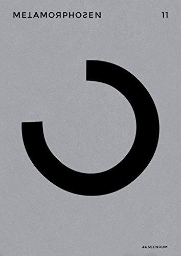 Couverture du livre metamorphosen 11 - Außenrum: Magazin für Literatur und Kultur (German Edition)