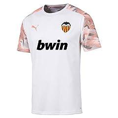PUMA Camiseta Valencia CF Training Jersey de Manga Corta Hombre