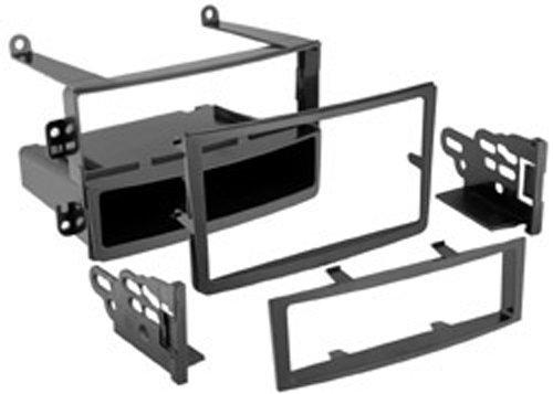 Autoleads FP-22-09 Adaptateur de façade d'autoradio Single DIN pour Nissan 350Z Noir
