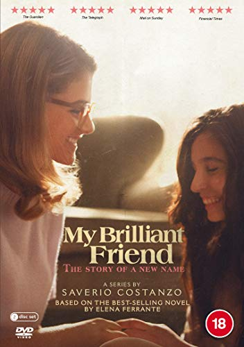 My Brilliant Friend - Series 2 [DVD]