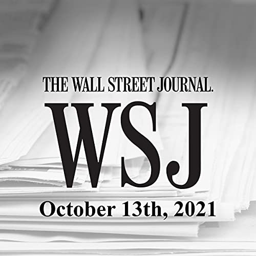 October 13, 2021 Audiobook By The Wall Street Journal cover art