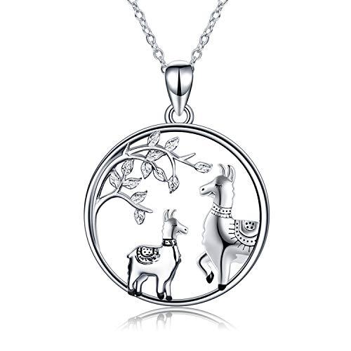 ONEFINITY Llama Alpaca Necklace