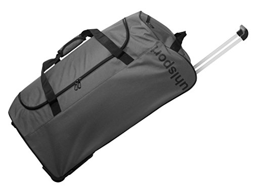 UHL Essential 2.0 Koffer, 60 cm, 90 liters, Mehrfarbig (Anthracita/Negro)