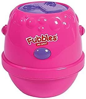 Best fubbles no spill bubble machine instructions Reviews