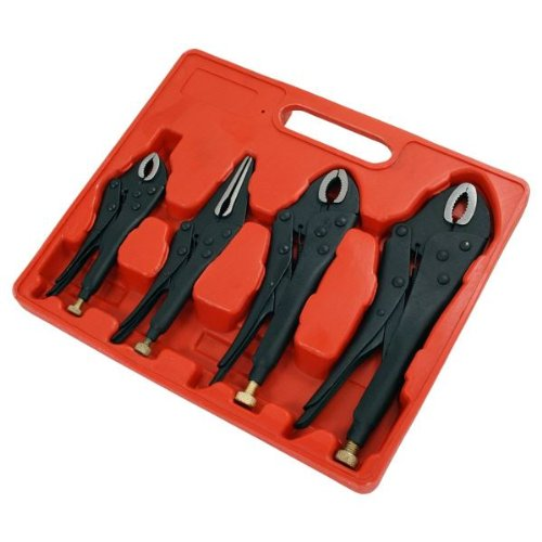 Neilsen Ct0980/verrouillage Mole Grip Pince/ /Argent 4/pi/èces