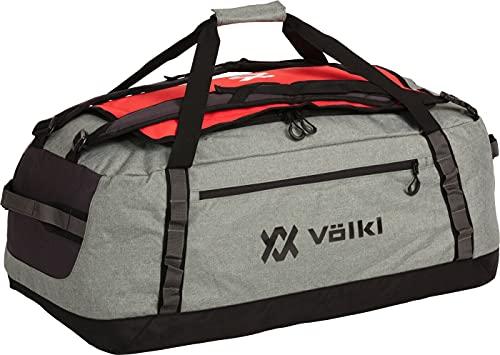 Völkl Sporttasche Travel Bag Duffel, grau-rot - 90l