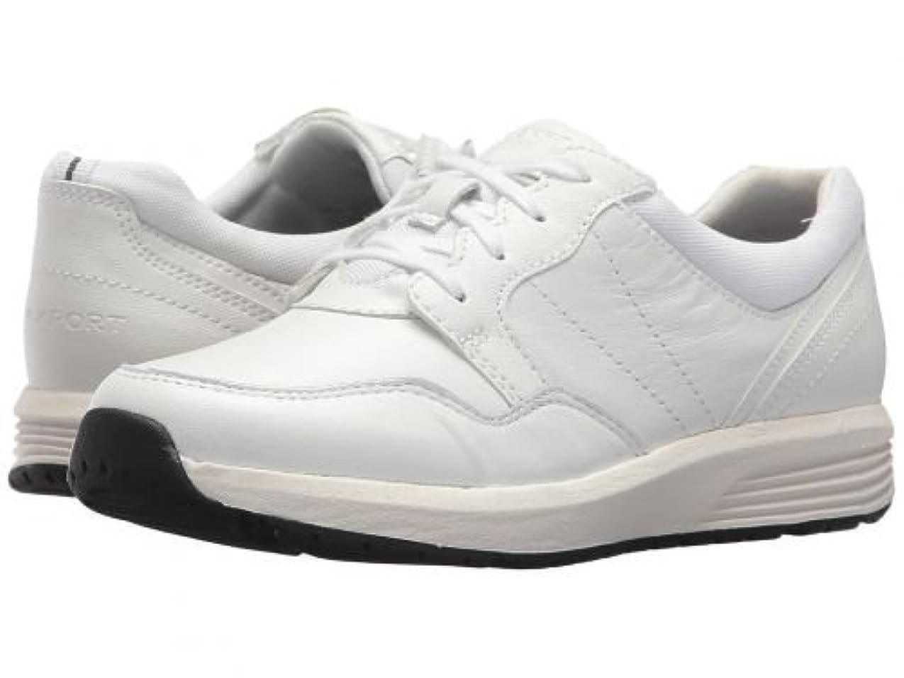 ダイジェストホバー時期尚早Rockport(ロックポート) レディース 女性用 シューズ 靴 スニーカー 運動靴 Trustride Tie - White [並行輸入品]