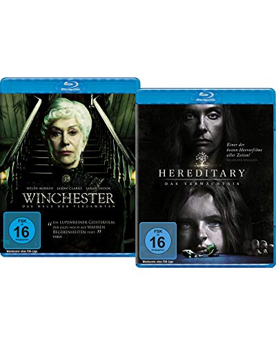 Bundle: Winchester / Hereditary LTD. [Blu-ray]