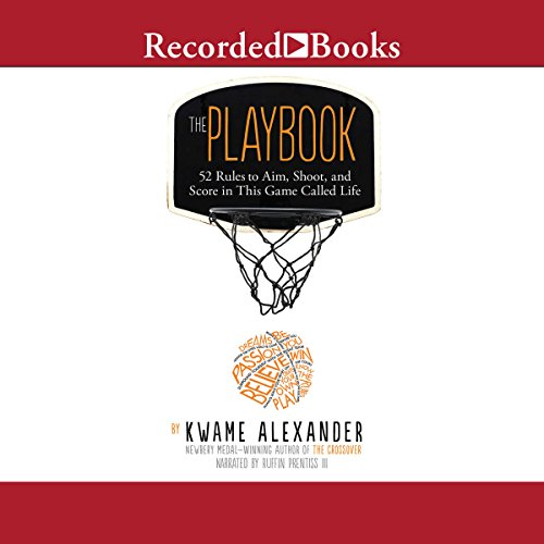 The Playbook audiobook cover art
