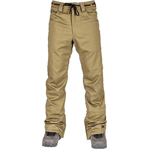 L1 Herren Skinny Twill PNT'20 Hose, Military, M