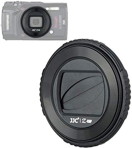 JJC Olympus LB-T01 - Tapa para objetivo compatible con Olympus TG-6 TG-5...