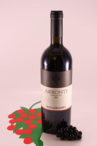 Cabernet Sauvignon Akronte - 2001 - Bodega Boccadigabbia