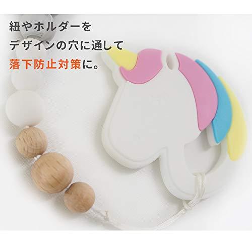 bumkins(バンキンス) デンタル歯がため【日本正規品】3ヵ月~ Unicorn(ユニコーン) BM-THRUNI