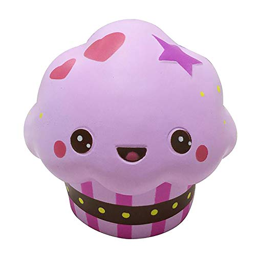 Mingbai Stress Relief Toys for Kids and Adults, Slowly Rising Soft Release Decompression Toy Suitable for Children, Stress Relief Funny Cake Christmas Decoration, Anxiety Reducer Sensory Play