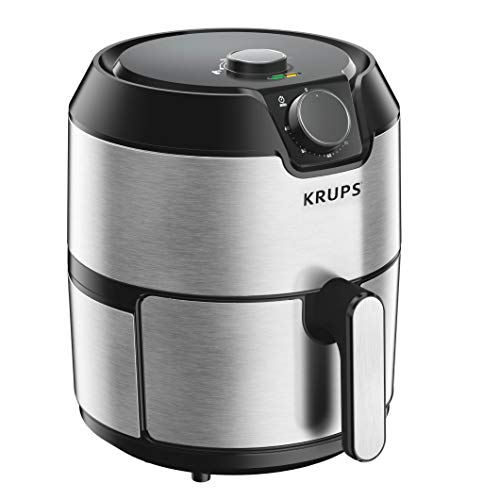 KRUPS EY201 Air Fryer, One size, Silver