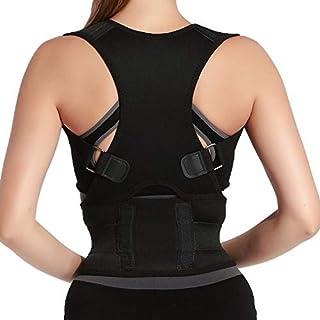 Back Brace Posture Corrector/Fully Adjustable Support Belt/Improves Posture and Provides Lumbar Support/for Children,Teena...
