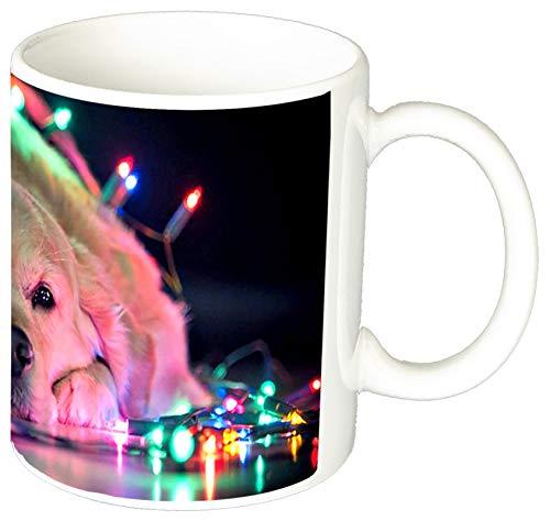 MasTazas Golden Retriever H Tasse Mug