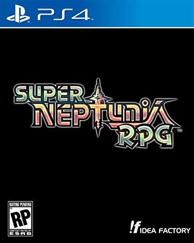 Super Neptunia RPG - PlayStation 4
