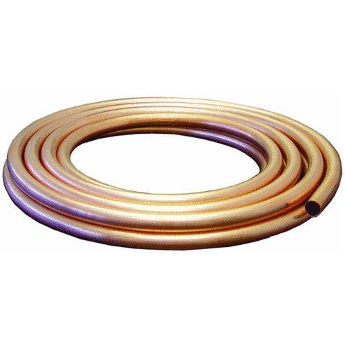Mueller B & K General-Purpose Utility Grade Copper Tubing Coil 1/2