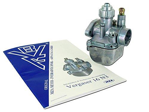 Vergaser BVF 16N3-11 für Schwalbe KR51/1, Duo - (HD67)
