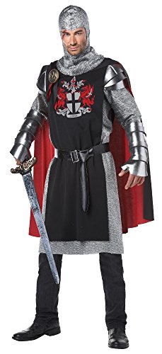 Costume da Cavaliere medievale per uomo S / M