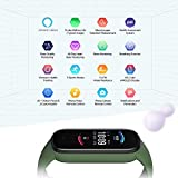 Zoom IMG-2 amazfit band 5 smartwatch tracker