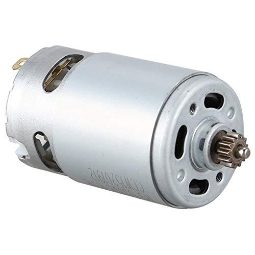 Popcornon Motor de 13 Dientes 18V Reemplazo para GSR 18-2-LI GSB 18-2-LI GSR18-2-LI GSB18-2-L1 PSB 1800 LI-2 PSB1800 Destornillador