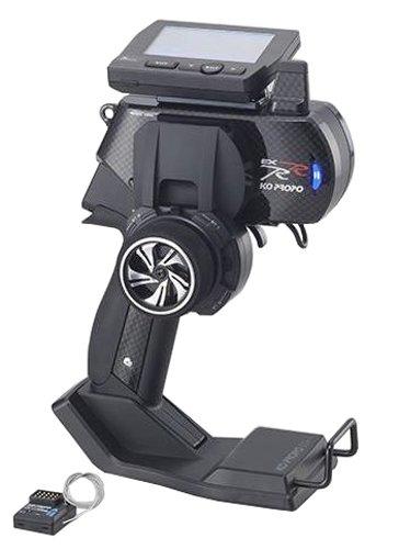 近藤科学 EX-RR デュアルレシーバー KR-415FHD付き 送受信機セット 10576