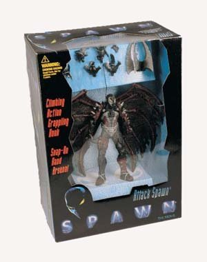 Spawn the Movie Edition McFarlane Toys SG/_B0009VSC8C/_US Malebolgia Deluxe Action Figure