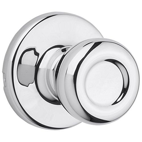 Kwikset Tylo Hall/Closet Knob in Polished Chrome