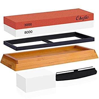Best Sharpening Stones For Kitchen Knives Reviews In 2020