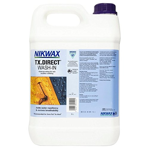 Nikwax Tx. Direct Wash In Wash In Waterproofer - 5lt