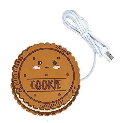 Legami Warm It Up Scalda Tazza USB, 1 Pints, Plastica, Cookie