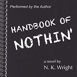 Handbook of Nothin' audiobook cover art