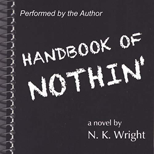 Handbook of Nothin' audiobook cover art